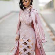 vestido-bandage-lila-falda-transperente2
