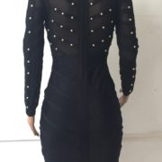 vestido-bandage-negro-tachuelas