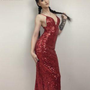 vestido-rojo-lentejuelas