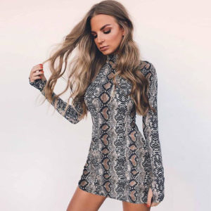 snake-dress
