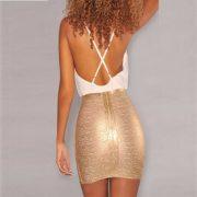 falda-bandage-gold-2